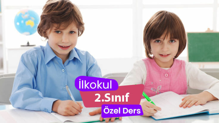 İlkokul İkinci Sınıf Matematik Özel Ders
